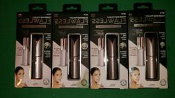 Finishing Touch Flawless Women's Painless Hair Remover, Blus