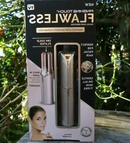 Finishing Touch Flawless Women's Painless Hair Remover - Blu