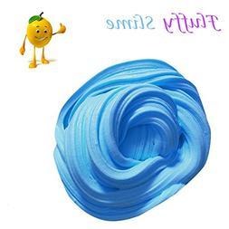 Fluffy Slime - LemonGo Jumbo Fluffy Floam Slime Stress Relie