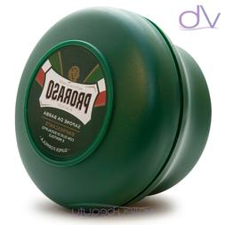 PRORASO Green Shaving Soap In A Bowl Made in Italy - Eucalyp
