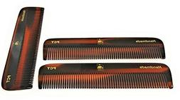 "GBS Professional Grooming Comb - 5"" Unbreakable Tortoise Coa"