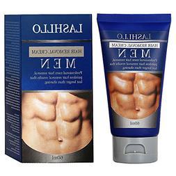 Hair Removal Cream for Men, Depilatory Cream, Natural Painle