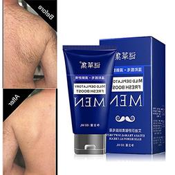 Hair Removal Cream, Fheaven AFY Powerful Permanent Hair Remo