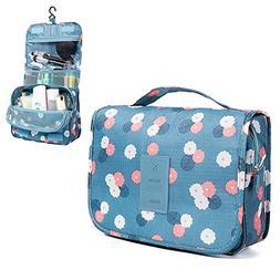 Homyall Hanging Makeup Bag Portable Waterproof Cosmetic Bag