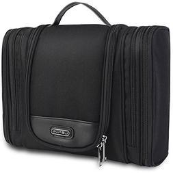 LEADO Hanging Toiletry Bag Large Travel Bag for Men & Women