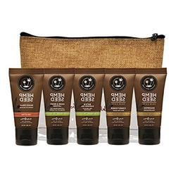 Earthly Body Holiday Sampler Includes: 1oz Naked in the Wood