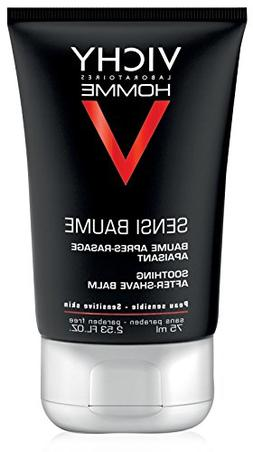 Vichy Homme Soothing After Shave Balm, 2.53 Fl. Oz.