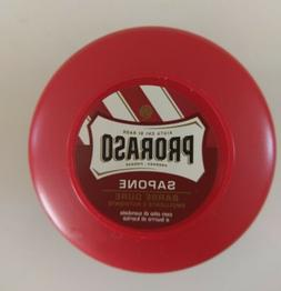 Proraso Italian Shaving Soap in a Bowl, Moisturizing and Nou