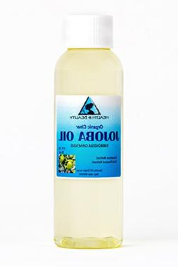 Jojoba Oil Clear Organic Carrier Cold Pressed Refined 100% P