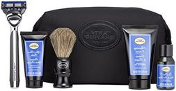 The Art of Shaving 5 Piece Travel Kit with Morris Park Razor