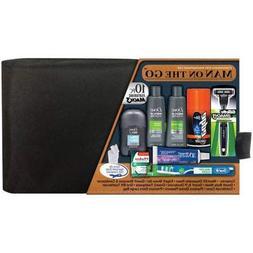 Travel kit Man on the Go Dove Premium TSA Compliant 10 Pc.