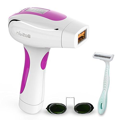 2 in 1 IPL Laser Hair Removal, Beauty Skin Rejuvenation,Home