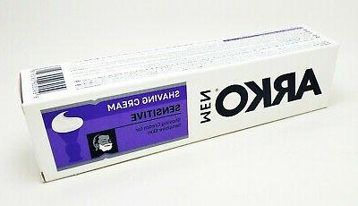 3x 100gr Arko Sensitive Shaving Razor in Turkey