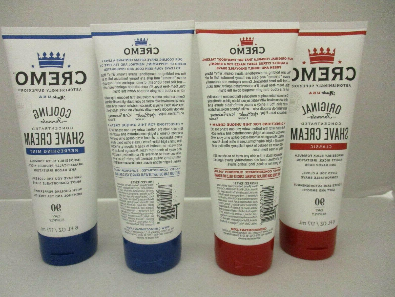 4 COOLING ORIGINAL CONCENTRATED SEALED -