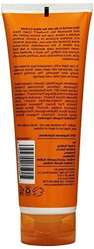 Alba Botanica Very Emollient Cream Shave Mango Vanilla - 8 o