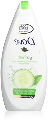 Dove Go Fresh Body Wash - International Version