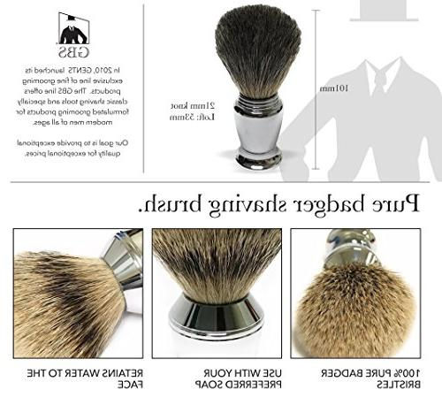 Merkur Dopp Edge Razor, Shaving Bowl, Soap comes with GBS Block + Bag