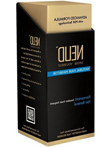 Neud Hair Inhibition Natural Removal