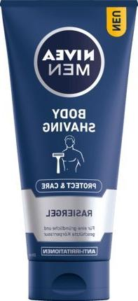 Nivea Men Protect & Care Body Shaving Gel 200 ml / 6.8 fl oz