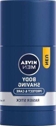 Nivea Men Protect & Care Body Shaving Stick 75 ml / 2.5 fl o