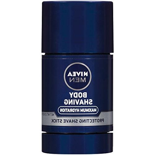 Nivea for Men Maximum Hydration Body Protecting Shave Stick,