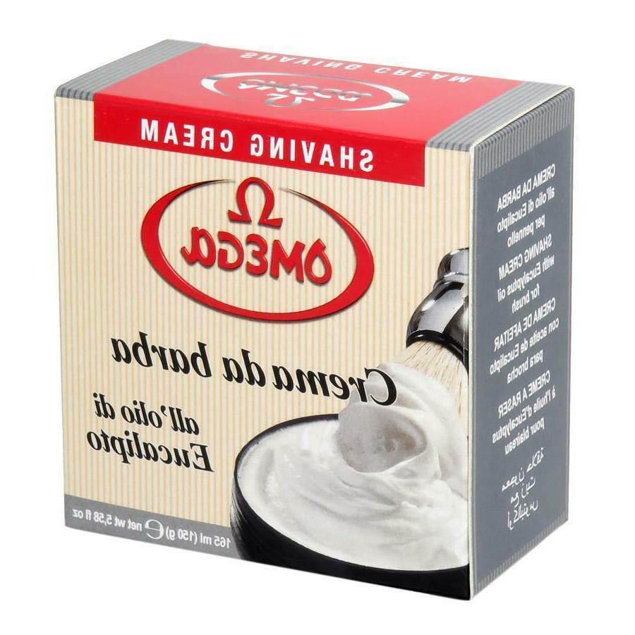 Omega Shaving Crema barba Latest