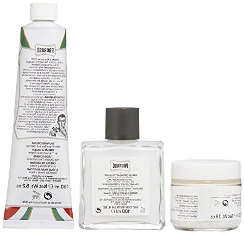 Proraso Gift Set, Sensitive Skin Formula,1 of 1