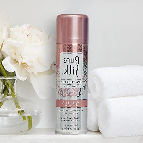 Pure Silk Cream for oz.