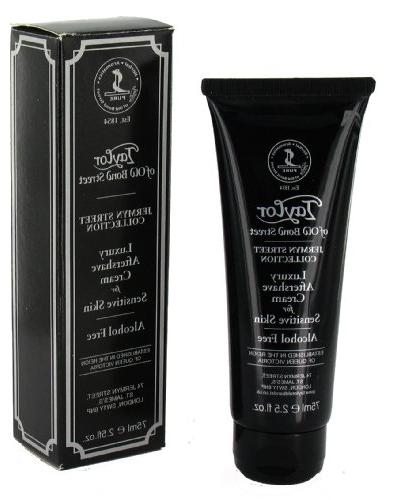 Taylors of Old Bond Street  - Luxury Aftershave Cream 75ml -