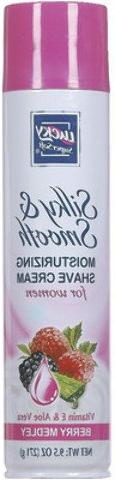 Womens Shave Cream Berry 9.5 ounce 12 pcs sku# 1851128MA