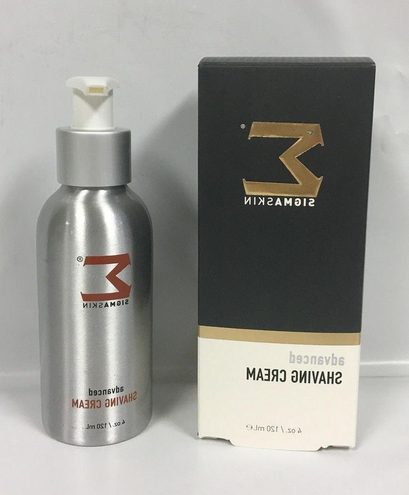 Advanced by Sigma Skin Men - oz Cream 3/15