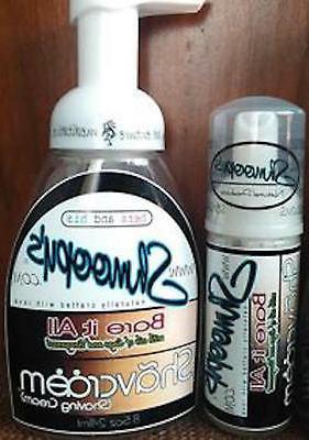 ALCOHOL, SLS, PETROLEUM PERFUME Foaming Cream-