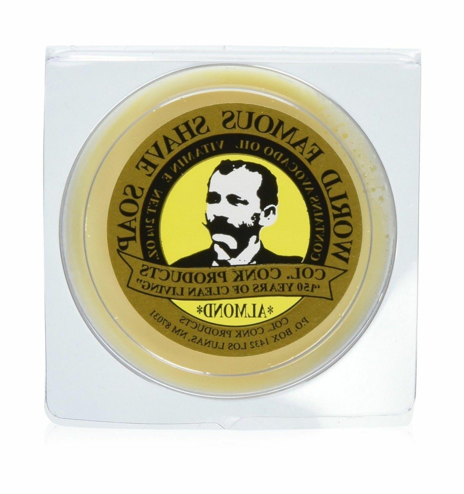 col conk shave soap