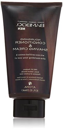 Alterna Bamboo Men Nourishing Conditioner and Shaving Cream