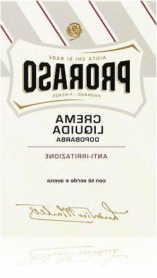 Proraso Anit-Irritation Liquid After Shave Cream, 3.4 Ounce