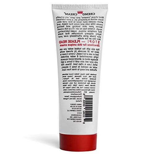Cremo Shave Cream Fights Cuts And Ounce
