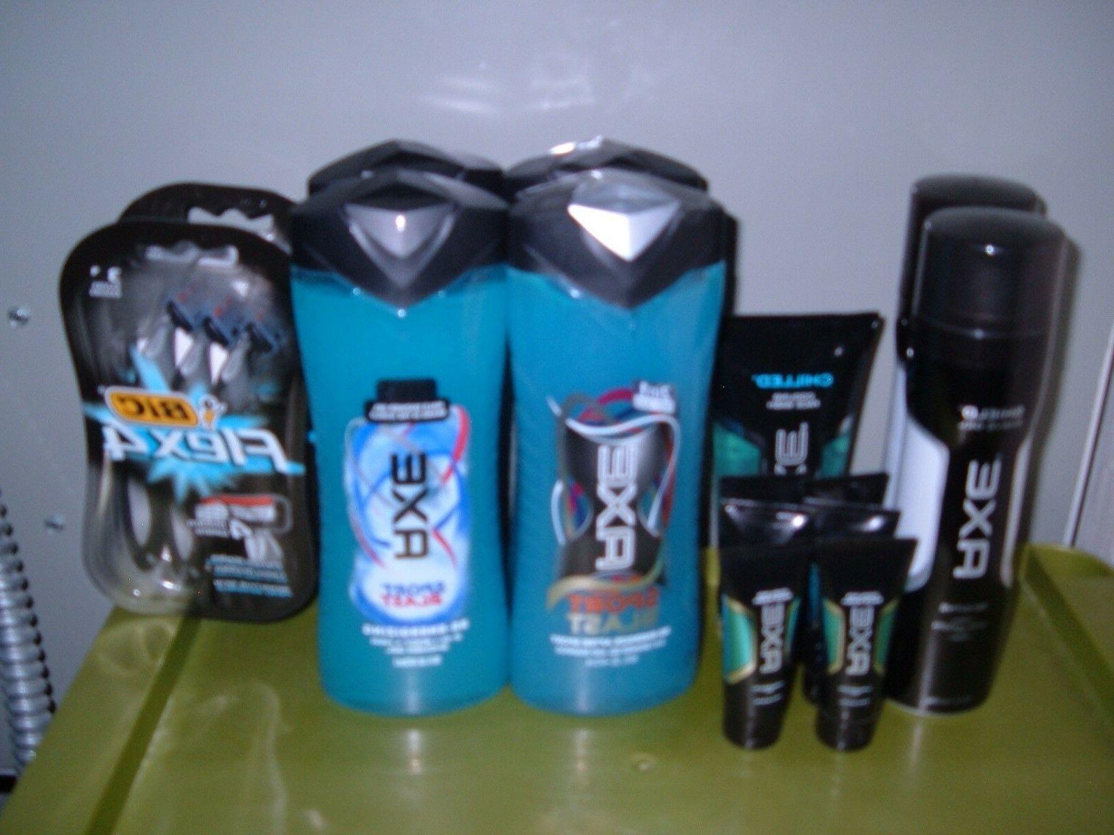 Axe Wash Sport Shampoo Bic