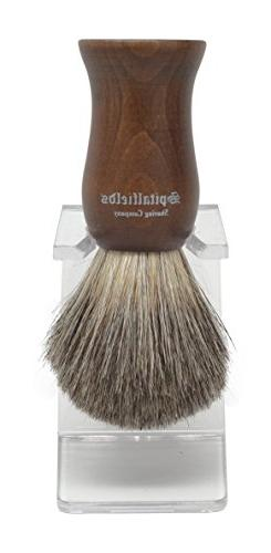 Spitalfields Shaving Company 100% Pure Badger Bristle with F