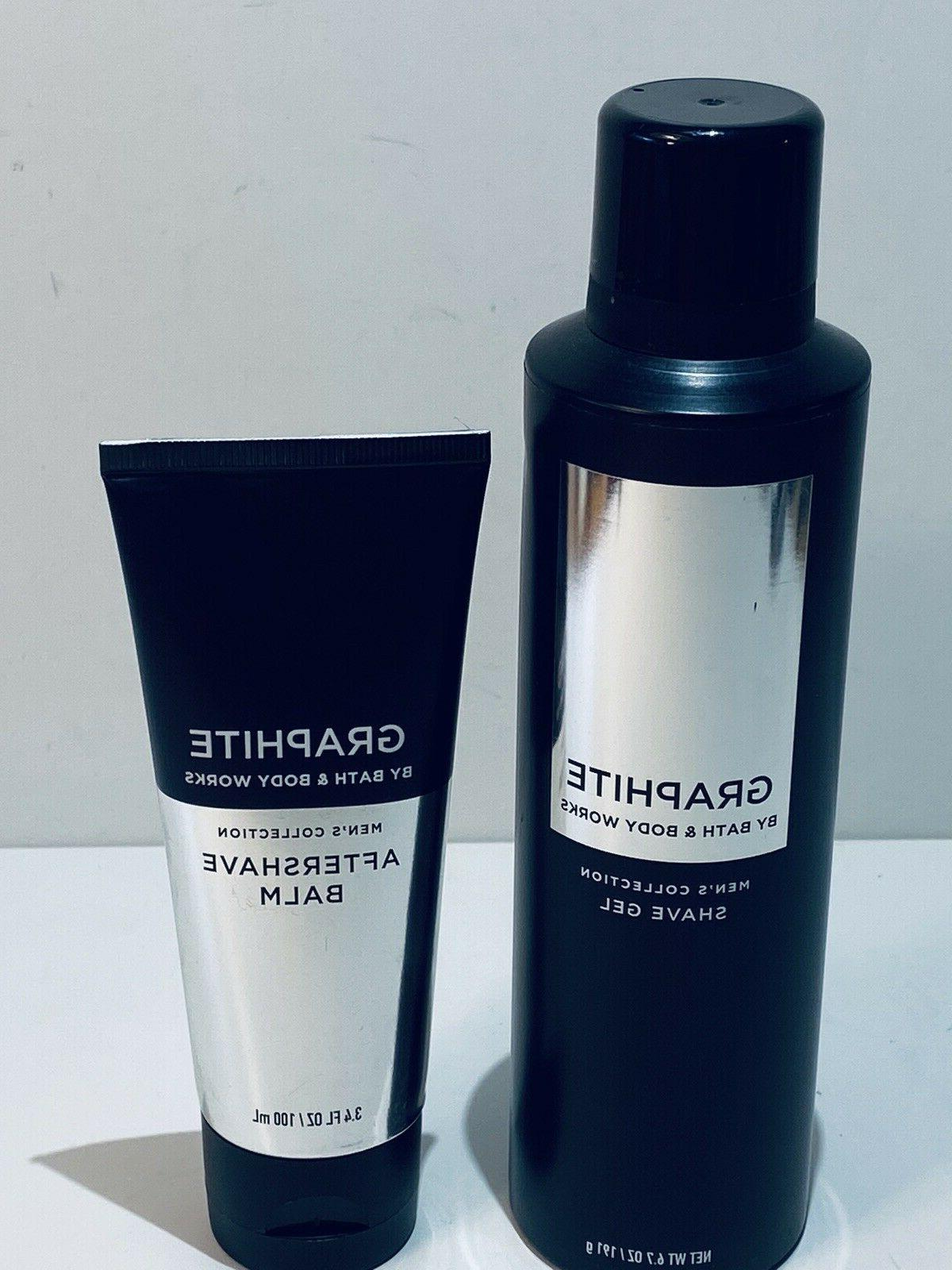 bath and body works graphite shaving duo