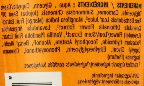 Alba Cream Shave Vanilla - 8 oz