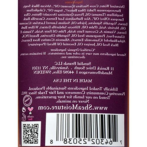SheaMoisture Shave Butter Coconut & Hibiscus, oz