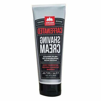 Pacific Shaving Company Caffeinated Shaving Cream 7 fl oz