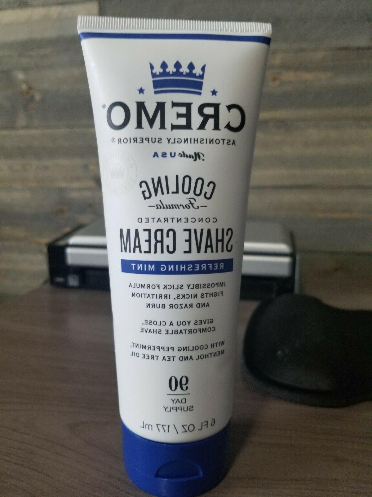 cooling shave cream 6 fl oz