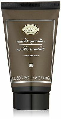 The Art of Shaving Cream Oud Tube, 1.5 oz.