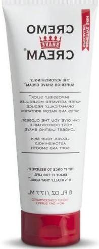 Cremo Cream Shave Cream 6 oz