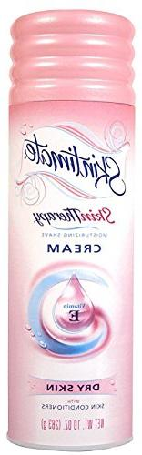 Skintimate Dry Skin Moisturizing Shave Cream - 10 oz