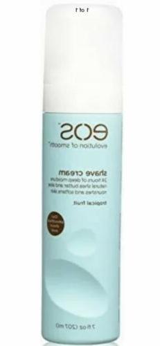 eos Ultra Moisturizing Shave Cream - Tropical Fruit | 24 Hou