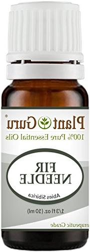 Fir Needle Essential Oil 10 ml 100% Pure Undiluted Therapeut