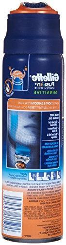 Gillette Fusion ProGlide Shave Ocean - oz