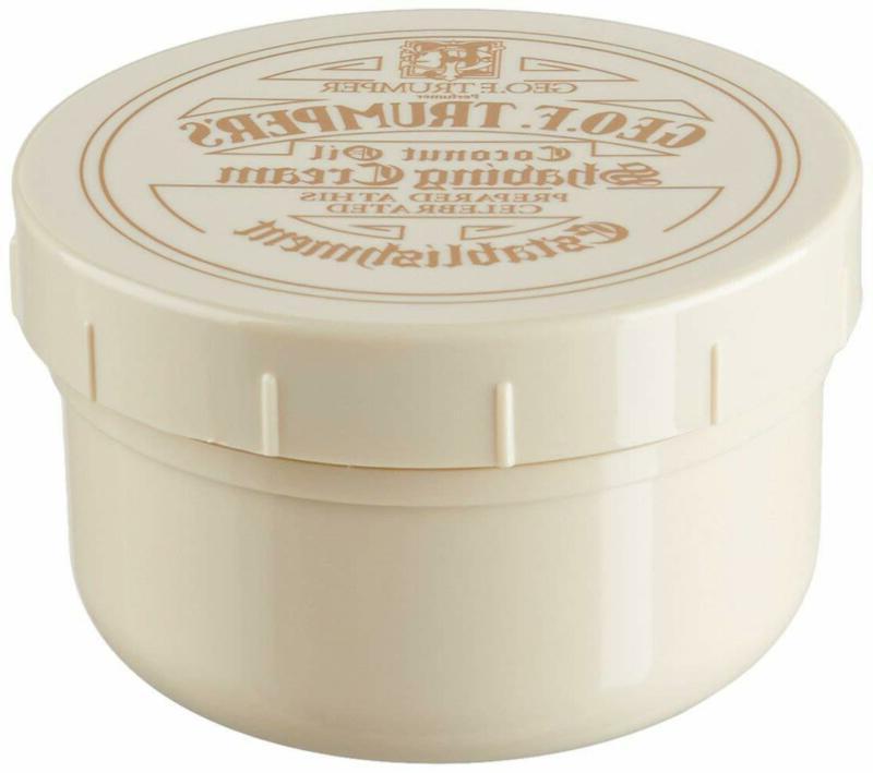 Geo Coconut Oil Soft Shaving Cream 200 G